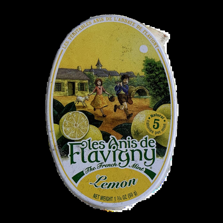 Anis Flavigny Bonbons Citron Lemon