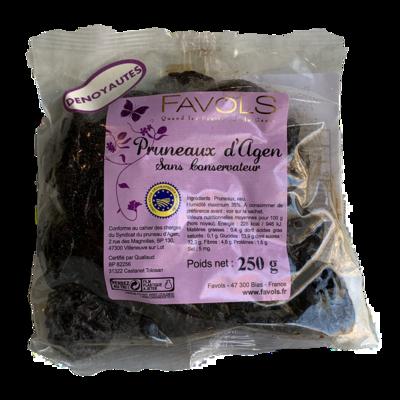 Favols Pruneaux Prunes 250g