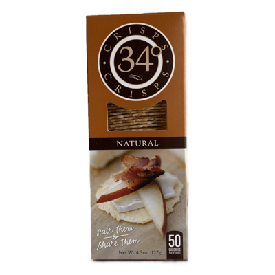 34 Degrees Crispbread Original