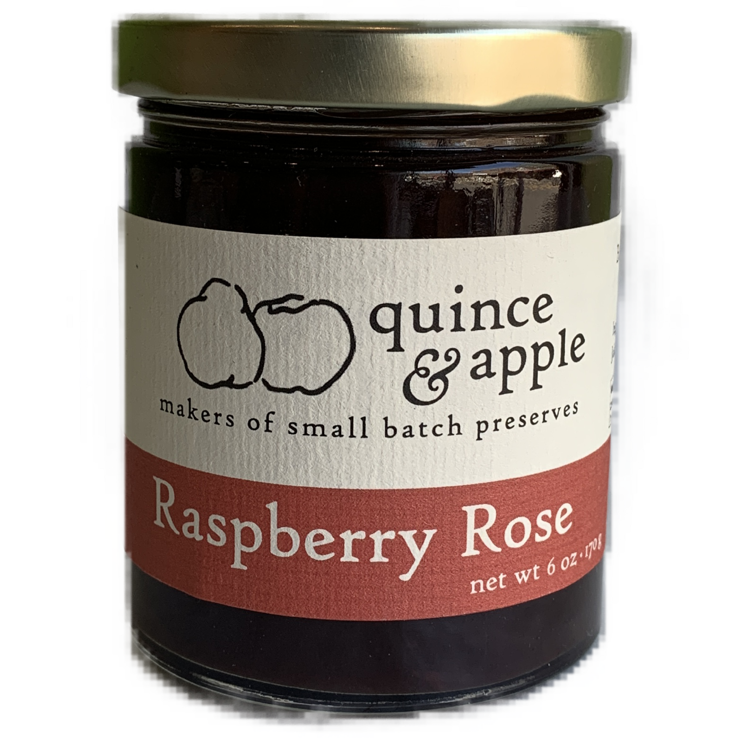 Quince & apple  Raspberry Rose