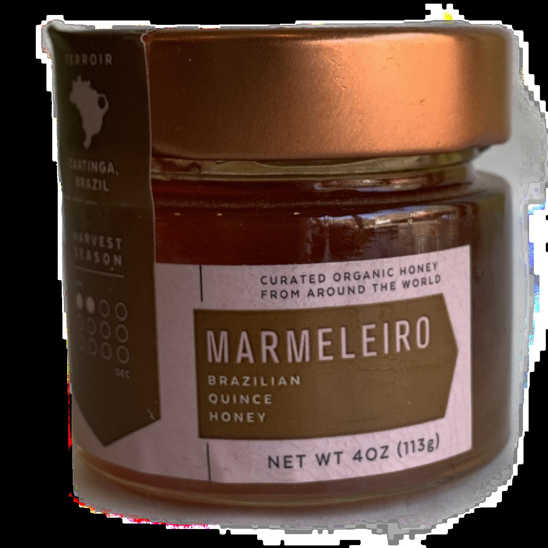 Bee Seasonal MARMELEIRO honey 4 oz