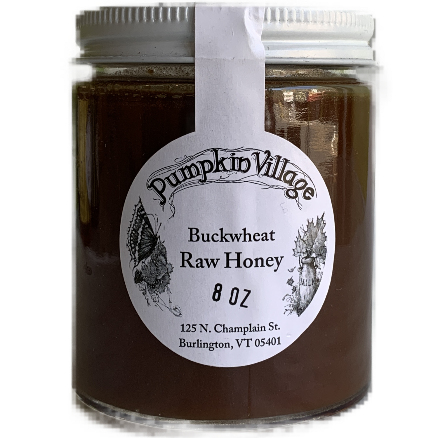 BUCKWHEAT Honey Pumpkin Village 8oz