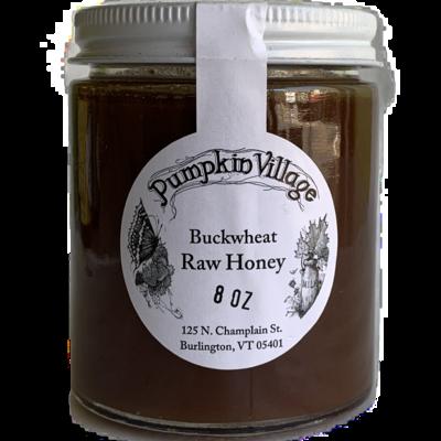 BUCKWHEAT Honey Pumpkin Village 8oz