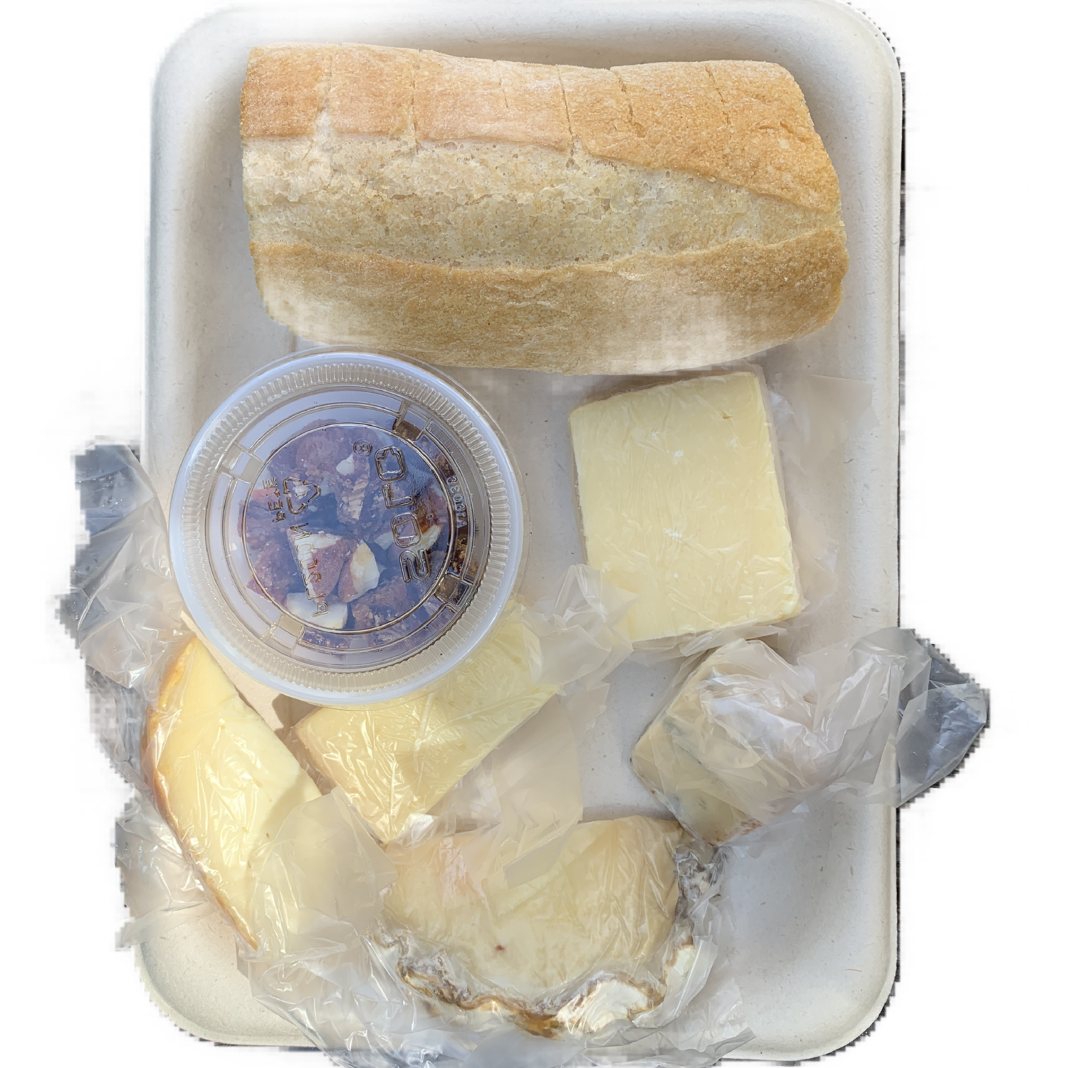 Large Cheese Plate