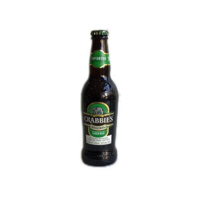 Crabbies Original Ginger Beer