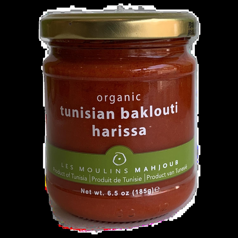 Mahjoub tunisian baklouti harissa
