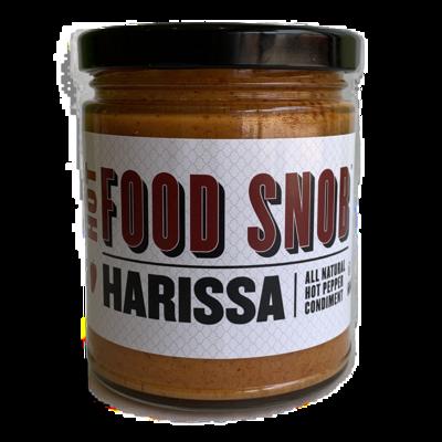 Food Snob Harissa HOT