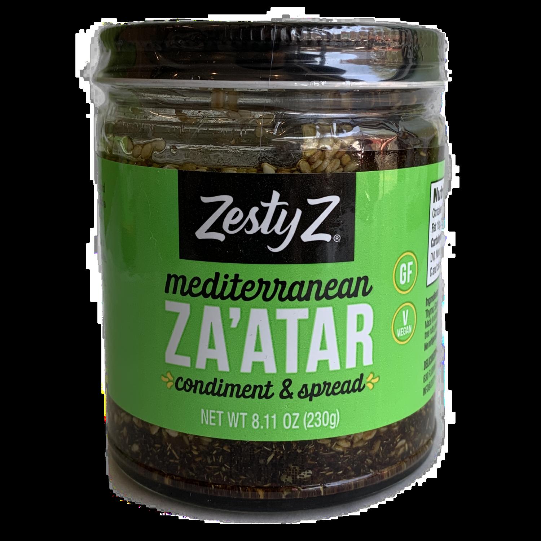 Zesty Z Zaatar Spread