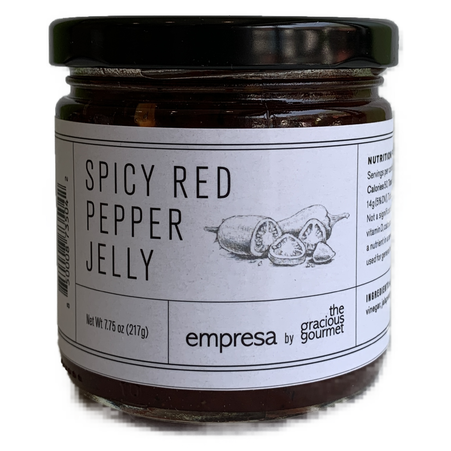 Empresa Spicy Red Pepper Jelly