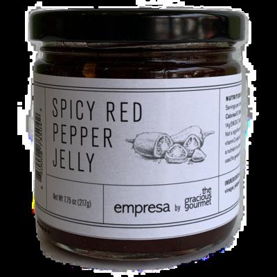 Empresa Spicy Red Pepper Jelly