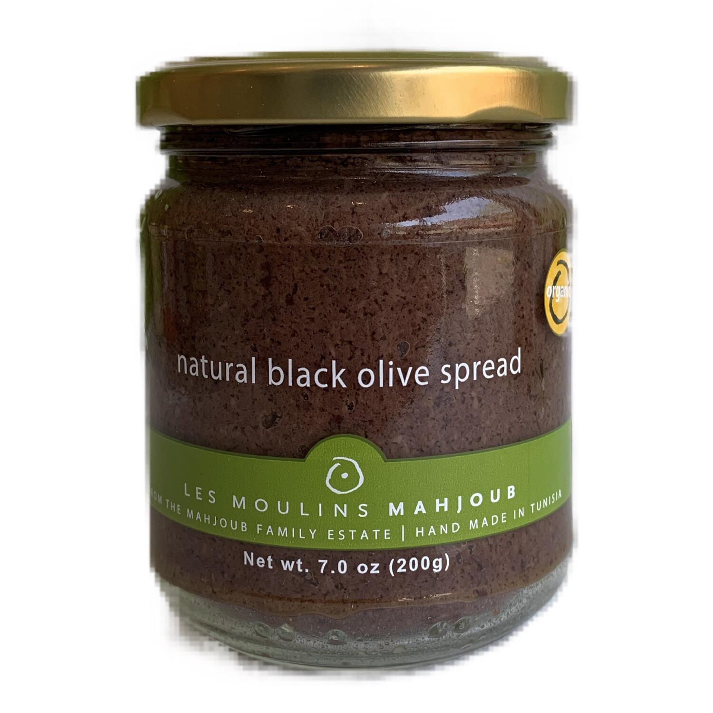 Mahjoub Black Olive Spread