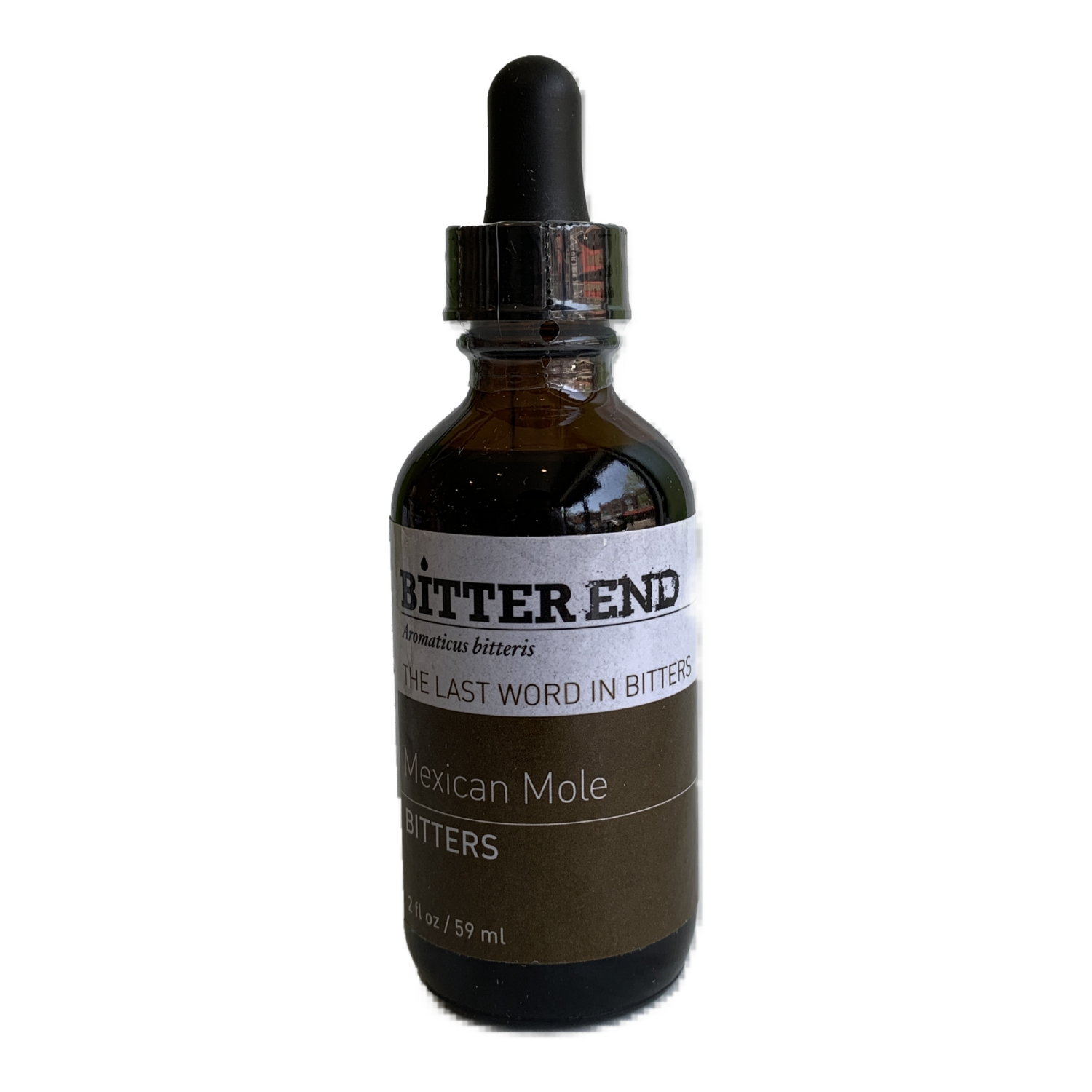 Bitter End Mexican Mole Bitters