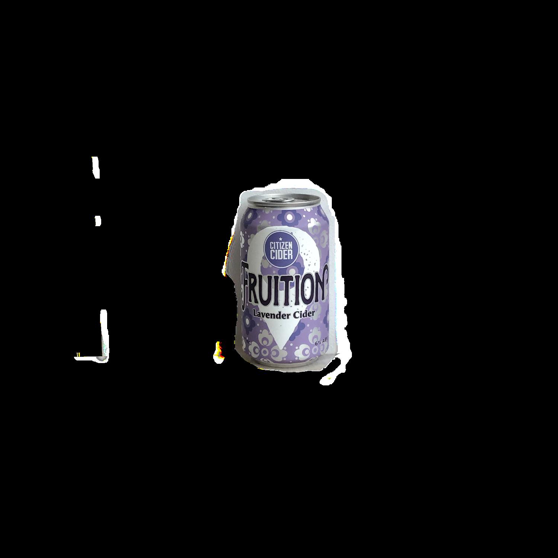 Citizen Cider Fruition Lavender Cider
