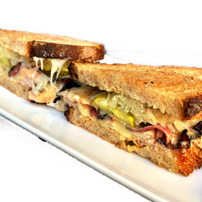 turkeyrami sandwich