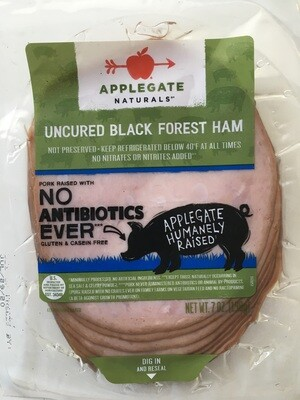 Deli / Meat / Applegate Black Forest Ham