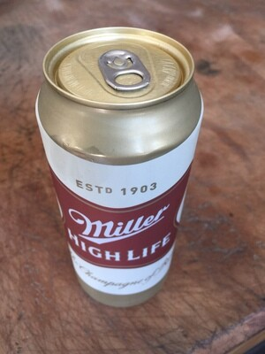 Beer / 16 oz  / Miller High Life 16oz