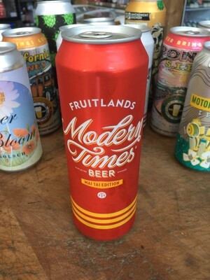 Beer / 20 oz / Modern Times, Fruitlands Mai Tai Edition 19.5oz