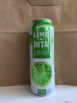 Beer / 24 oz / Lime-A-Rita 25 oz