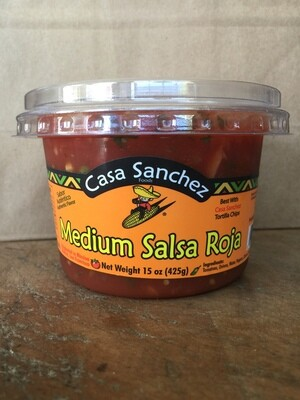 Deli / Salsa / Casa Sanchez Salsa Medium