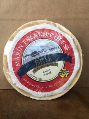 Deli / Cheese / Marin French Cheese Triple Creme Brie