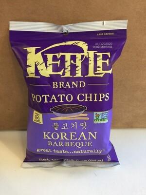 Chips / Small Bag / Kettle Chips Korean BBQ, 2 oz.