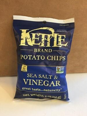 Chips / Small Bag / Kettle Chips Salt/Vinegar 2 oz