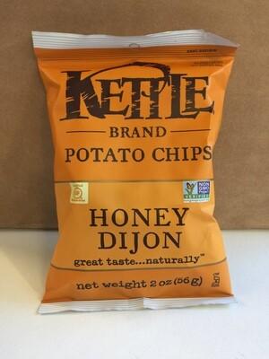 Chips / Small Bag / Kettle Chips Honey Dijon 2 oz