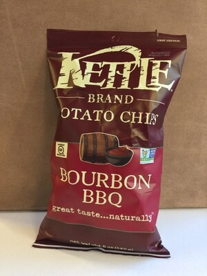 Chips / Big Bag / Kettle Chips Bourbon BBQ, 5 oz..