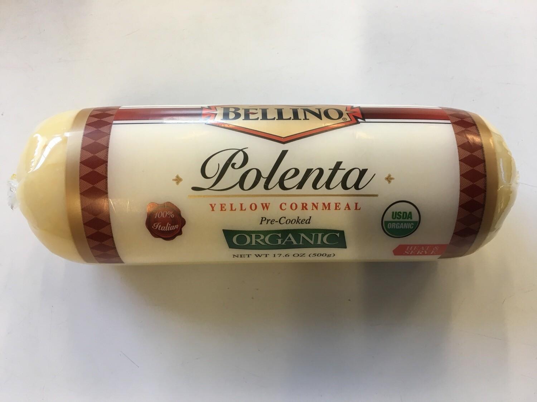 Grocery / Pasta / Bellino Polenta chub 17.6 oz