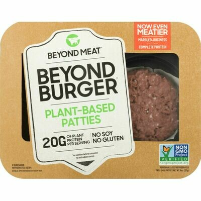 Deli / Meat / Beyond Burger, 8 oz