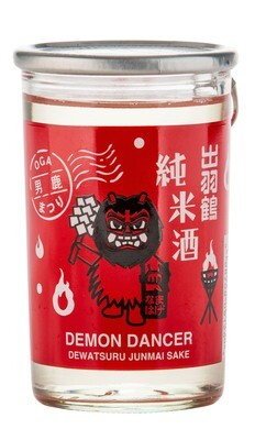 Wine / Sake / Dewatsuru Demon Dancer Sake