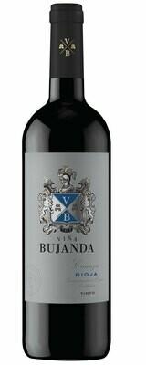 Wine / Red / Bujanda Crianza Rioja