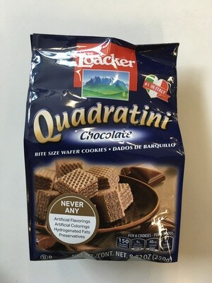 Cookies / Big Bag / Quadratini Chocolate