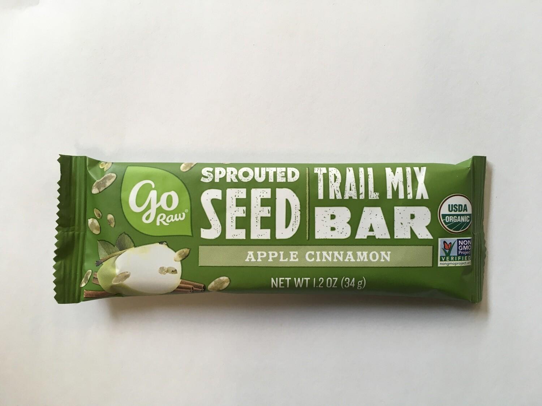 Go Raw OG2 Apple Cinnamon Bar