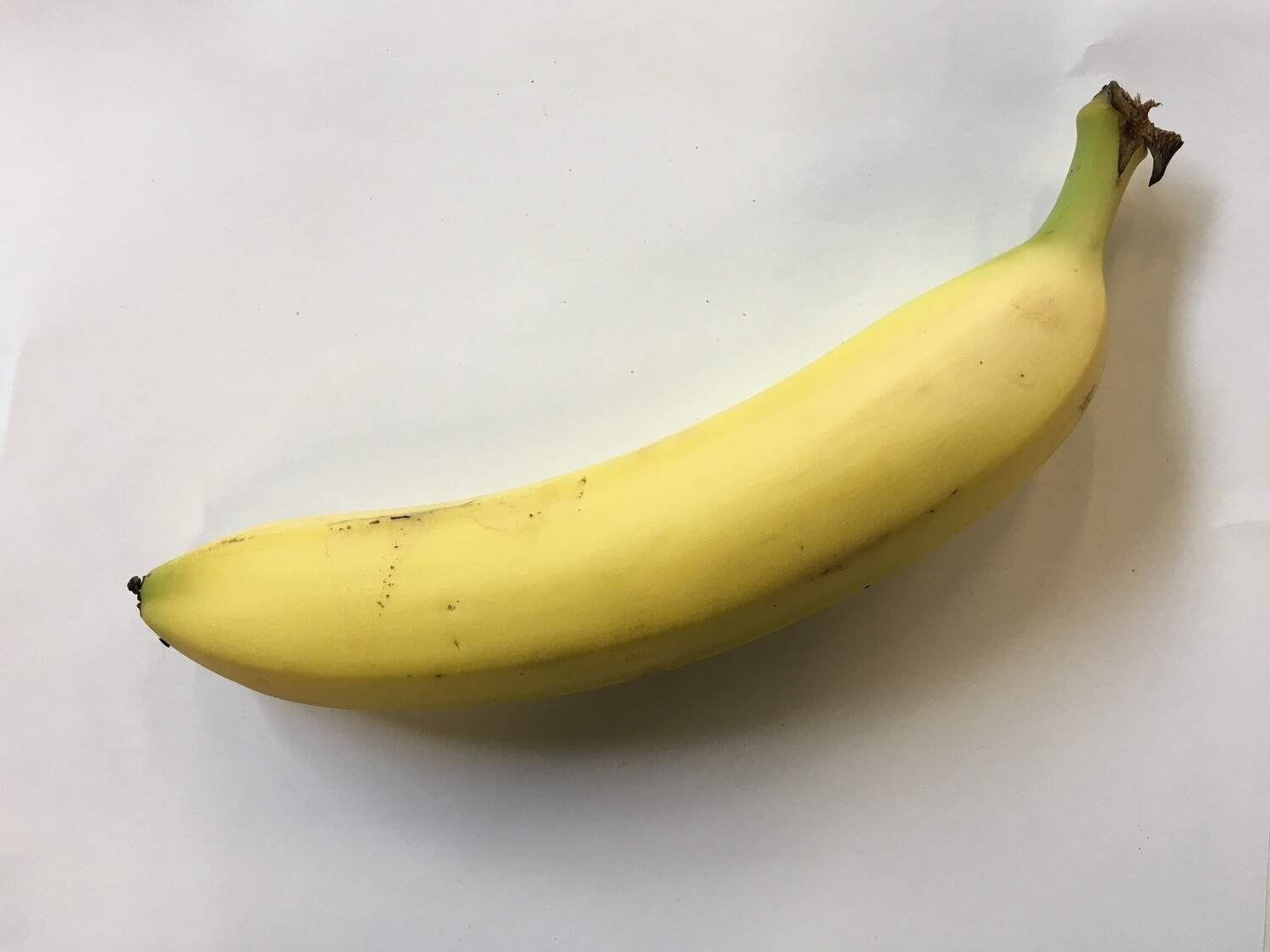 Produce / Fruit / Organic Single Banana