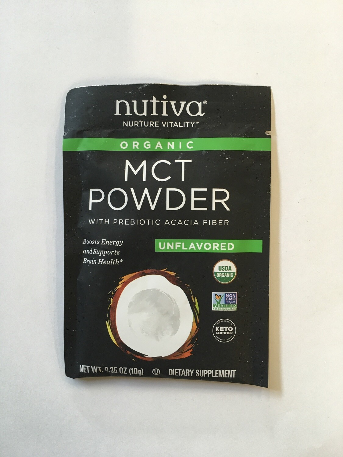Nutiva MCT Powder .35 oz