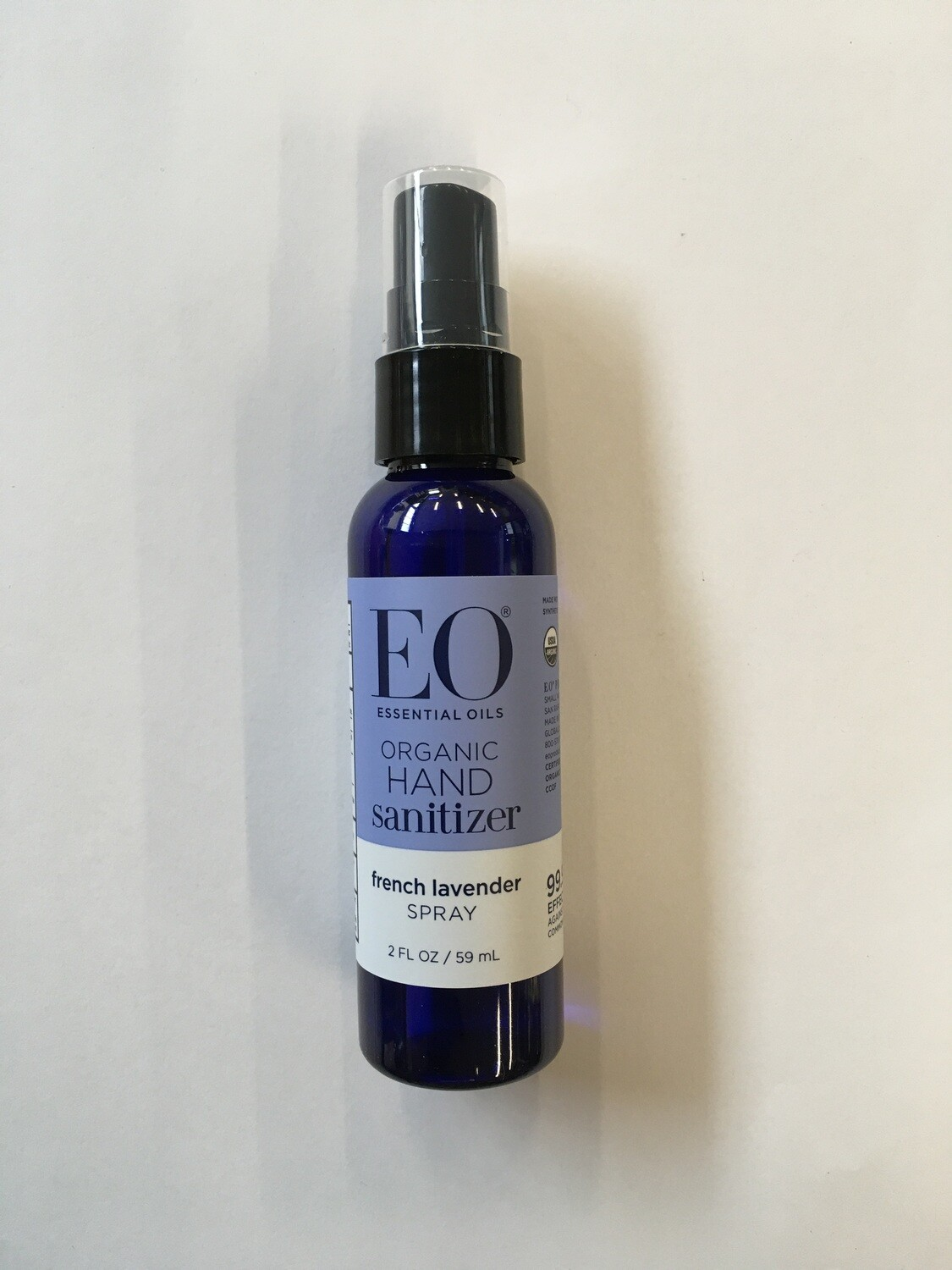 Health and Beauty / Beauty / EO Hand Sanitizer, Lavender 2 oz (LIMIT ONE PER CUSTOMER)