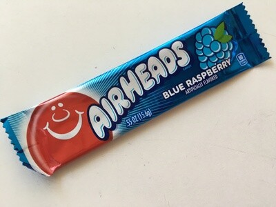 Candy / Candy / Airheads Blue Raspberry
