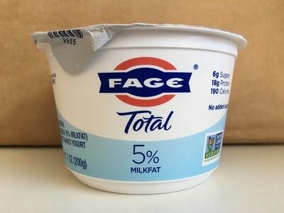 Dairy / Yogurt / Fage Greek Yogurt, 7 oz.