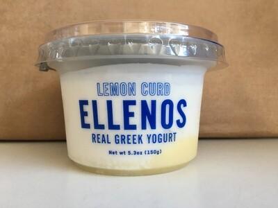 Dairy / Yogurt / Ellenos Yogurt, Lemon 5.3 oz.