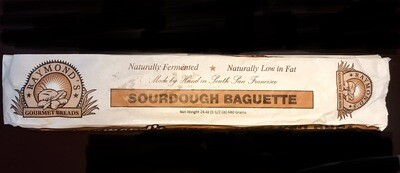 Bread / Baguette / Raymond's Sourdough Baguette,  Brown and Serve 1.5 lb