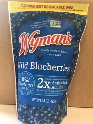 Frozen / Fruit / Wyman's Wild Blueberries