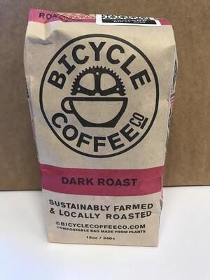 Coffee / Beans / Bicycle Coffee Dark Roast, 12 oz.