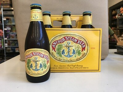 Beer / 6 Pack / Anchor Steam 6pk
