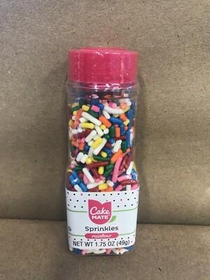 Grocery / Baking / Cake Mate Rainbow Sprinkles