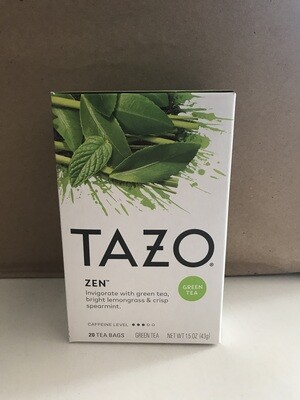 Grocery / Tea / Tazo Zen Green Tea