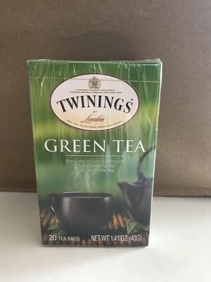 Grocery / Tea / Twinings Green Tea