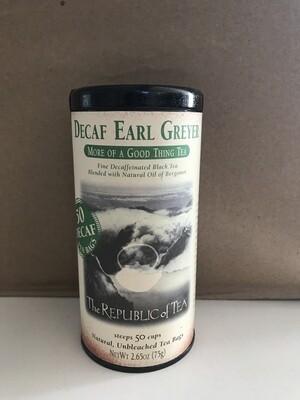 Grocery / Tea / Decaf Earl Greyer Tea (50 bags)