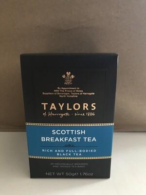 Grocery / Tea / Taylors Scottish Breakfast, 20 ct