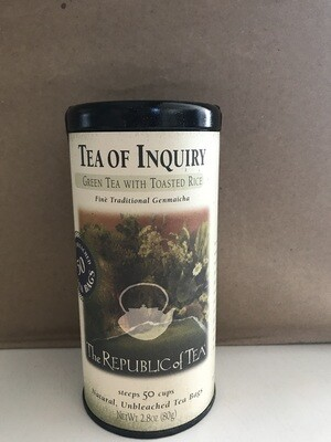 Grocery / Tea / Tea of Inquiry (50 Tea Bags)
